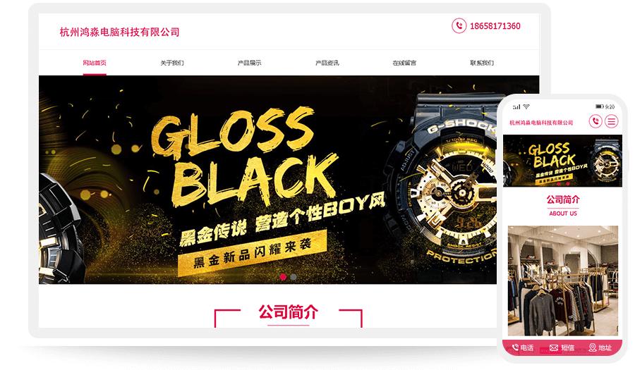 杭州鸿淼电脑科技有限公司